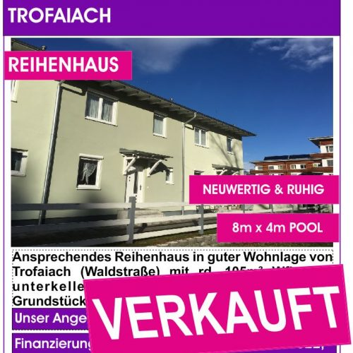Wohnhaus Trofaiach West