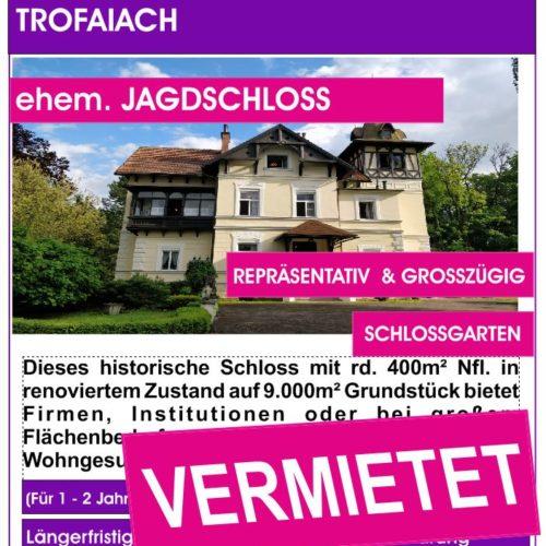 Jagdschloss Trofaiach